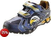 Geox, B N.LT ECLIPSE B. A, Sneaker, Maschio - neonato, Multicolore, 24
