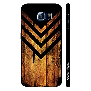 Samsung Galaxy S6 Woody Chevy designer mobile hard shell case by Enthopia