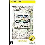 Ys Seven (PSP The Best) [Japan Import]