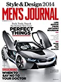 Mens Journal (1-year auto-renewal)