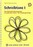 Schreibtanz, Bd.1, Von abstrakten Bew...