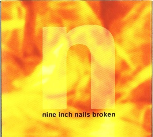 Broken EP by Nine Inch Nails (1992) Audio CD