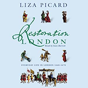 Restoration London Audiobook