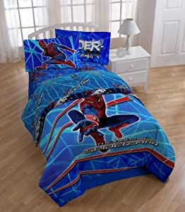 Marvel Spiderman Sheet Set, Full at Sears.com