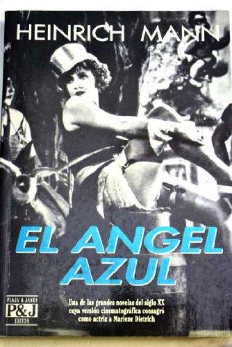 El Ángel Azul descarga pdf epub mobi fb2