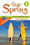 Anglais 3e LV1 New Spring : Workbook,...