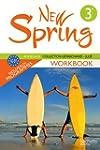 Anglais 3e LV1 New Spring : Workbook,...