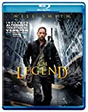 51mT1JZNjxL. SL160  I Am Legend [Blu ray]