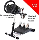 Deluxe Racing Steering Wheelstand for Thrustmaster T300RS(PS4) TX458(Xbox One) Original Wheel Stand Pro Stand V2. Wheel and Pedals Not included