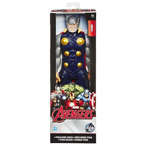 Hasbro B1670ES0 - Avengers Thor, 30 cm