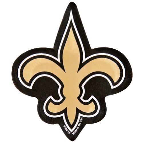 New Orleans Saints - Logo Acrylic Magnet - Tan front-606163