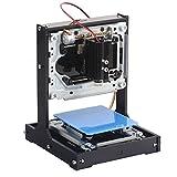 ウンカン 強化版 ミニ型 レーザー彫刻機 ブラック 500mW USB対応 16.5×13.5x13cm 電子自作 DIY道具