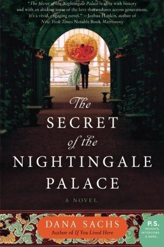 Image of The Secret of the Nightingale Palace: A Novel