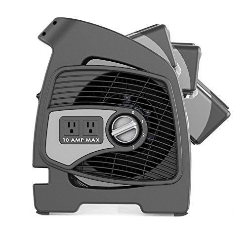 Lasko Max Performance Pivoting Utility Fan 046013454843
