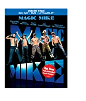 Magic Mike Blu-raydvdultraviolet Digital Copy Combo Pack by Warner Home Video