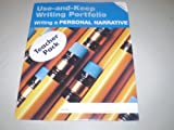 img - for Use-And-Keep Writing Portfolio Writing a Personal Narrative Level A Teacher Pack book / textbook / text book