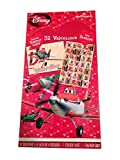 Disney Planes Valentine Day Cards 32 Class Valentines with Stickers