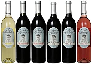 Mad Housewife Mommy's Little Helper Mixed Pack II, 6 x 750 mL