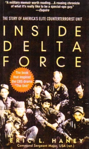 inside delta force I read this book as soon as it came out, and i loved it nad have reread it about 30 times just wondering, has anyone else read it.