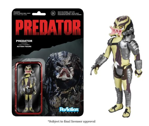 Funko Predator ReAction Figure - Open Mouth Predator - 1