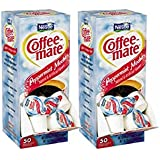 Nestlé Coffee-mate Peppermint Mocha Liquid Creamer 50ct Portion Cup 2-pack