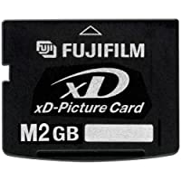 Fujifilm 2 GB XD Flash Memory Card (Retail Package) from FUJIFILM