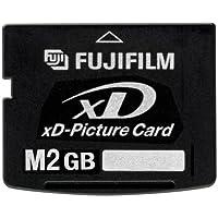 Fujifilm 2 GB XD Flash Memory Card (Retail Package) from FUJIFILM