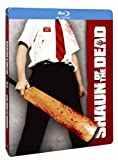 Shaun of the Dead (Steelbook Edition) [Blu-ray] [Import]