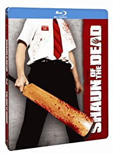 Shaun of the Dead (Steelbook Edition) [Blu-ray]