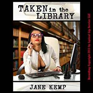 Taken in the Library Audiobook