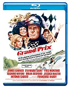Grand Prix [Blu-ray] (Sous-titres franais) (Bilingual)