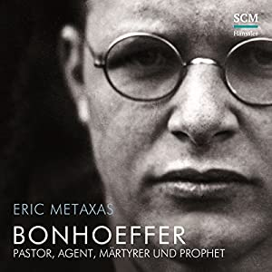Bonhoeffer Hörbuch