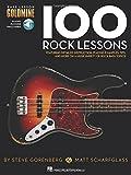 Bass Lesson Goldmine: 100 Rock Lessons