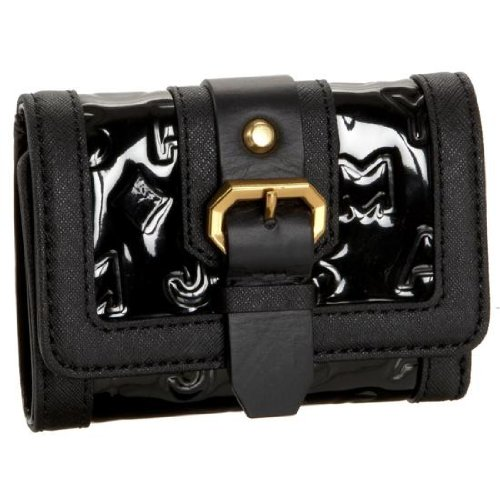 Marc Jacobs Love Dove Bilfold Wallet Black