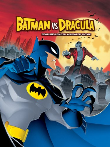 The Batman vs. Dracula Cover