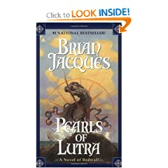 Pearls of Lutra (Redwall) by Brian Jacques
