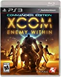 XCOM: Enemy Within - PlayStation 3