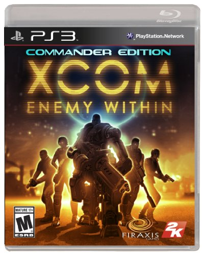 XCOM: Enemy Within (Ps3 Repair Service compare prices)