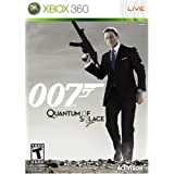 James Bond 007: Quantum of Solace - Xbox 360