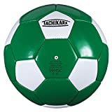 Tachikara SM4SC Dual Colored Soft PU Soccer Ball (Size 4)