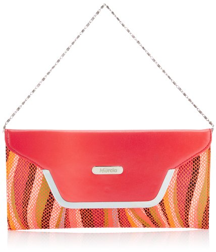 Murcia Murcia Clutch (Coral) MF58CRL (Orange)