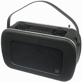 KitSound Jive Retro DAB Radio