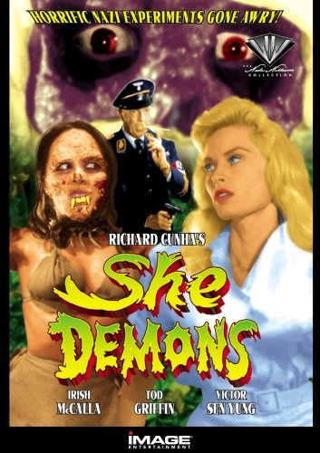 She Demons [DVD] [1958] [Region 1] [US Import] [NTSC]