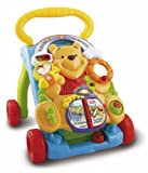 VTech Winnie the Pooh 2-in-1 Activity Baby Walker (9243569)