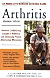 Alternative Medicine Definitive Guide to Arthritis Reverse Underlying