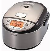 タイガー IH炊飯器 「炊きたて」 3合 ブラウン JKI-H550-T