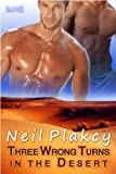 Three Wrong Turns in the Desert (Have Body, Will Guard Book 1)