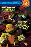 img - for Mikey's Monster (Teenage Mutant Ninja Turtles) (Step into Reading) book / textbook / text book