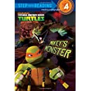 Mikey's Monster (Teenage Mutant Ninja Turtles) (Step into Reading)