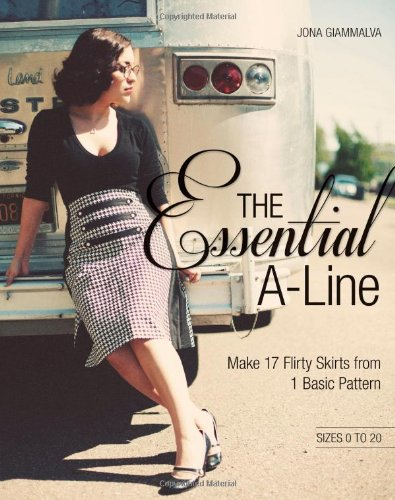 The Essential A-Line: Make 17 Flirty Skirts From 1 Basic Pattern front-24425